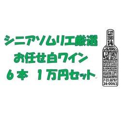 画像1: シニアソムリエ厳選 おまかせ白ワイン6本1万円セット